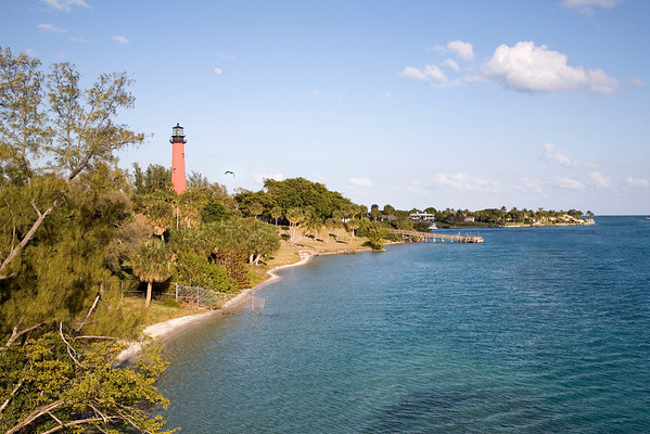 Jupiter Light - Inlet View