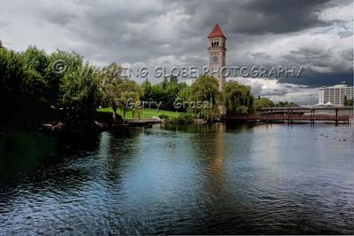 Spokane Riverside Park Tower 2