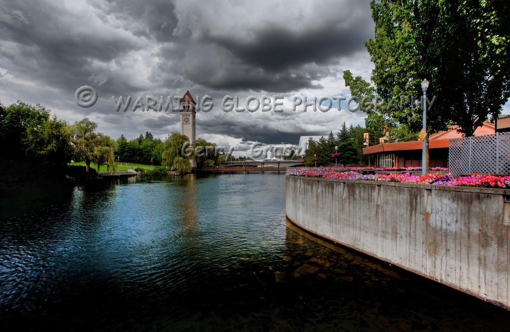 Spokane Riverside Park Tower