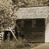 Mingus Mill in Sepia