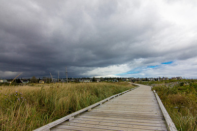 Sept 24th 2013 Eastern Passage Stormy sky