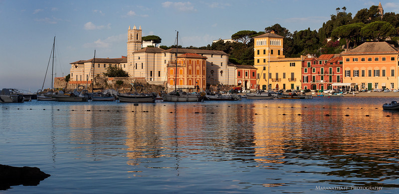 07/08/2013 – 07:35   La Baia di Levante, Sestri Levante - Genoa, Italy