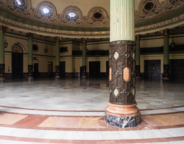 Casino built for Ibero-American Exposition, 1929. Sevilla.