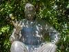 Statue of Manolo Caracol, Flamenco singer, Sevilla