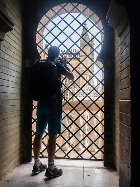 La Giralda, Cathedral, Sevilla