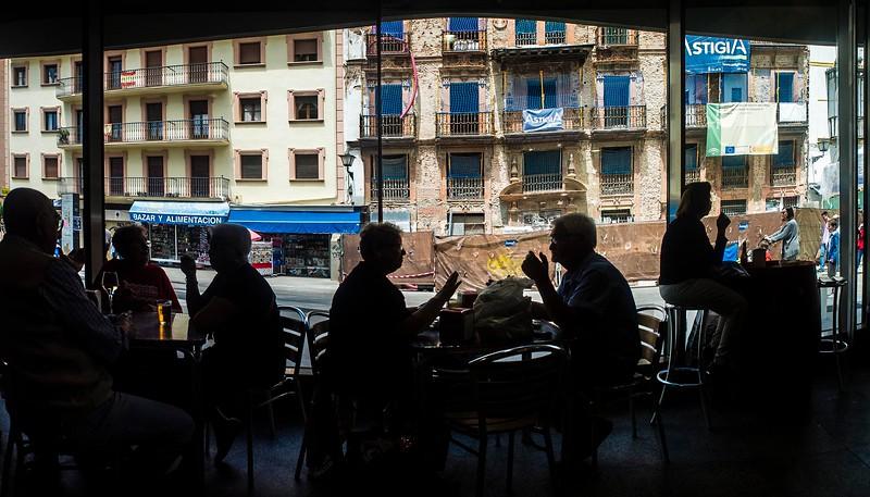 Market Café, Sevilla
