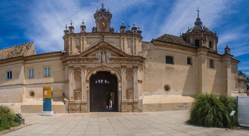 Monasterio de la Cartuja, Sevilla