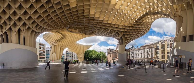 Metropol Parasol (Las Setas) Sevilla