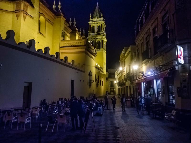 Iglesia de Santa Ana, Sevilla