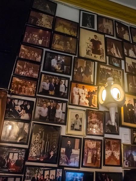 City bar, Sevilla