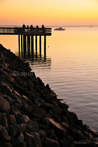 Half Moon Bay, California  copyright © 2007 Ekapol Rojpiboonphun