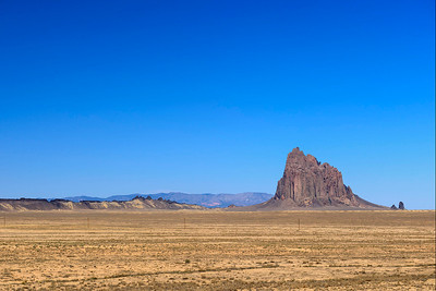 Shiprock & The Bisti Badlands