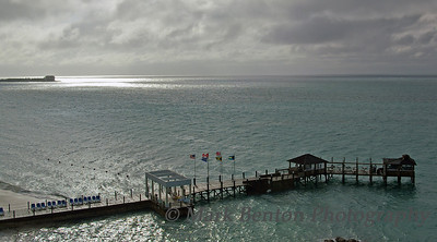 Bahama Pier - A Break in the Clouds!