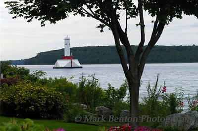 Mackinac Island Harbor Lighthouse