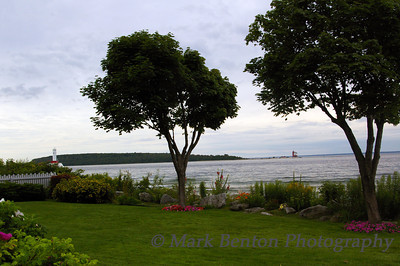 Lake Shore on Mackinac Island