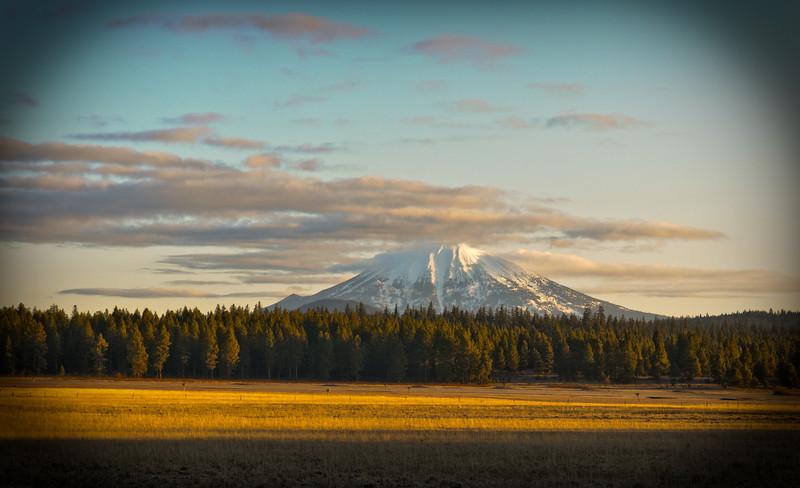 Mt McLaughlin (1 of 1)