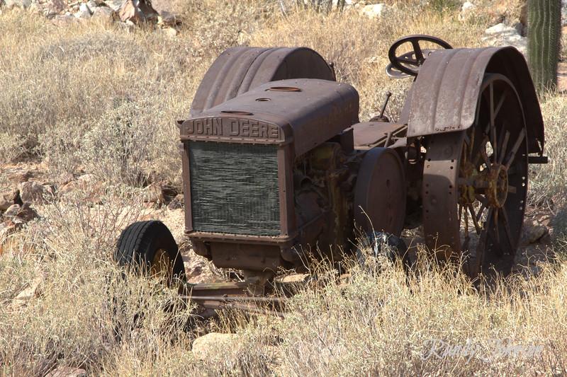 Shot in Apache Junction AZ