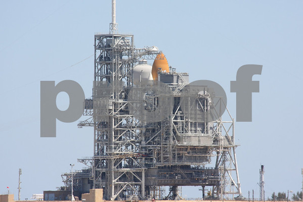 Shuttle Launch Pads - Cape Canaveral