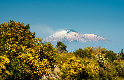 Floating Etna