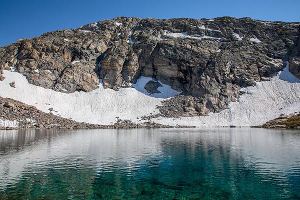 Gem Lake, John Muir Wilderness, California