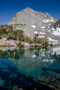Gem Lake, John Muir Wilderness, California