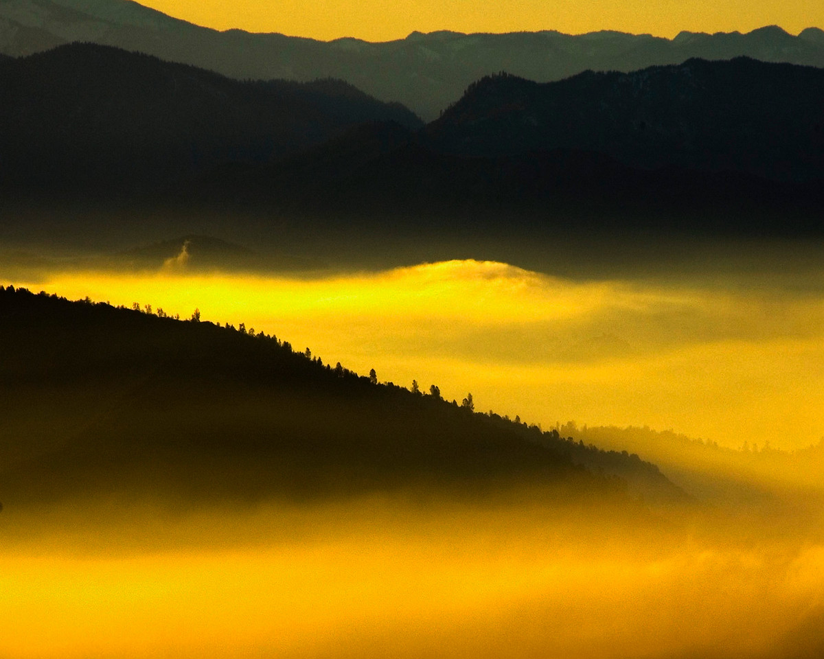 Shaver Lake, California