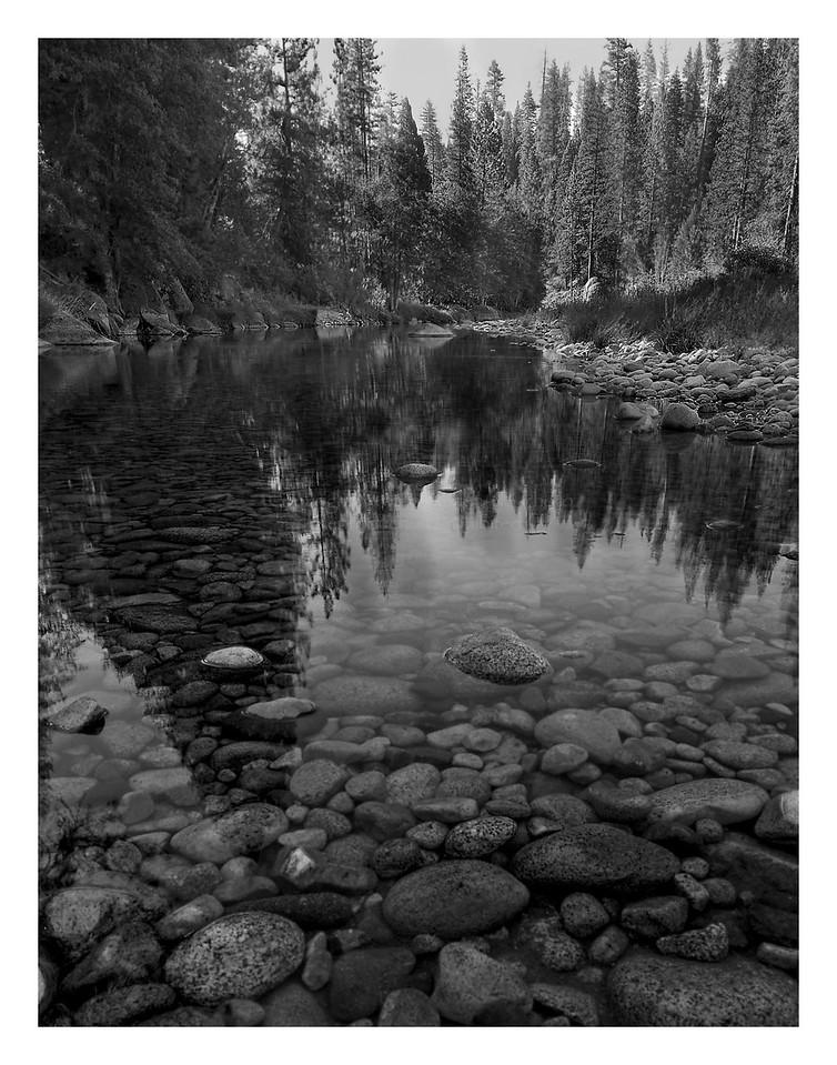 Merced River<br /> Yosemite, California