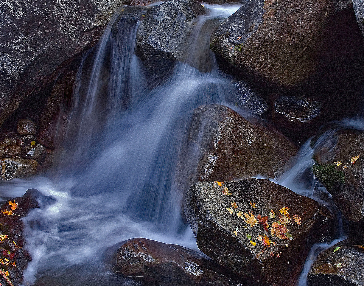 Bridelveil Creek<br /> Yosemite, California