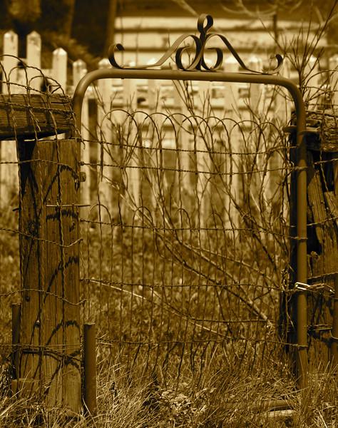 Silverton Gate