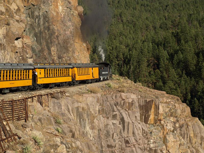 Train on Edge