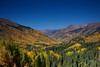 Fall on Red Mt Pass