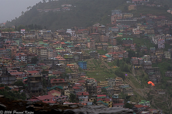 Simla Visit in June 2008