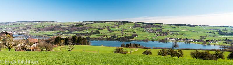 Lake Baldegg, Canton Lucerne