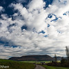 Clouds over Kornberg at Gipf-Oberfrick