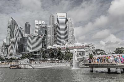 Séjour à Singapour