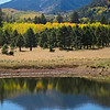 Lockett Meadow Water Tank Reflections