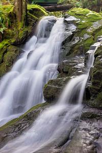 Horseshoe Creek Falls (3/13/2015)