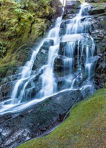 Horseshoe Creek Falls (color version) (9/30/3012)