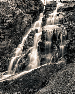 Horseshoe Creek Falls (Photoshop edit) (9/30/3012)