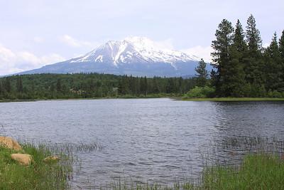 Mt. Shasta from Hammond Ranch