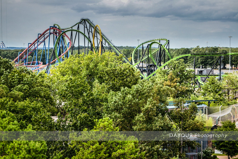 Six Flags Great adventure
