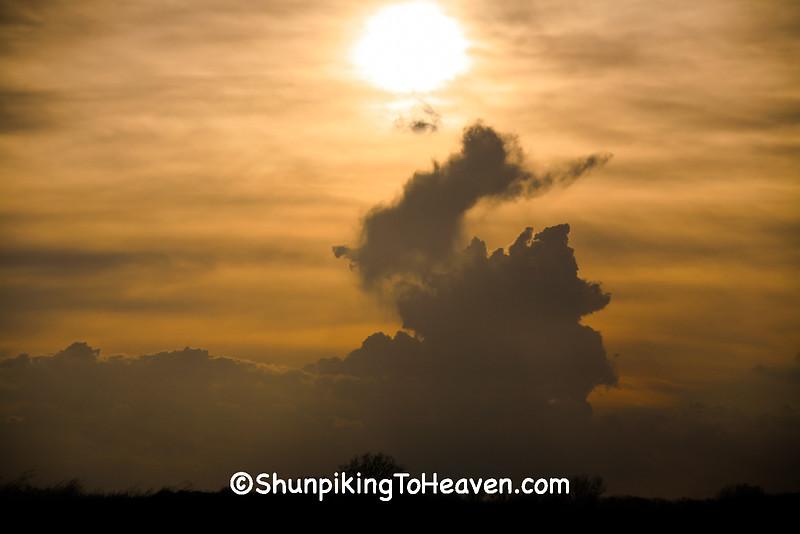 """Dragon Cloud"", Columbia Co., Wisconsin"