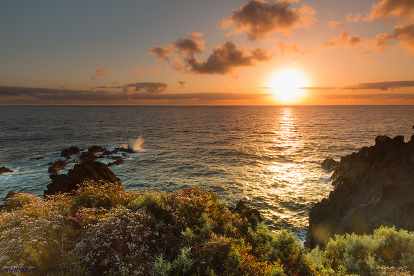 A Good Day is Coming. La Palma island, Canary Islands. Spain.