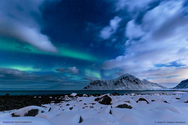 Northern Skies. Aurora Borealis (5)