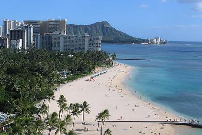 Hawaii - Sun and Sand