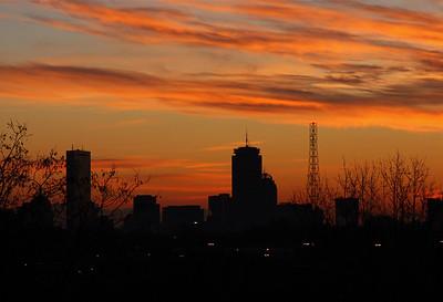 Sunrise Boston