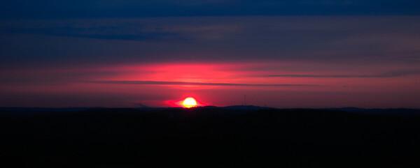Sunrise 4-6-2011