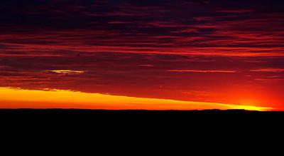 Sunrise 3-29-2011