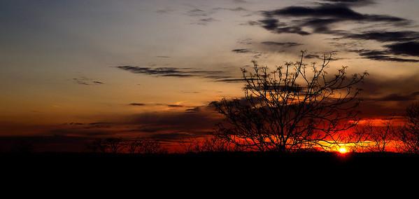 Sunset 4_21_2011