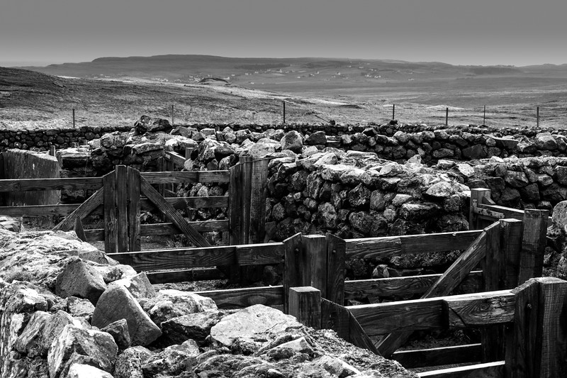 Stone Sheep Pen
